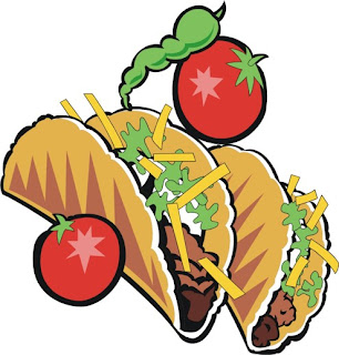 Soft Taco Clip Art Images & Pictures - Becuo