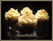 Italian Creme Cupcakes