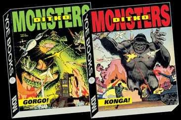DITKO MONSTERS