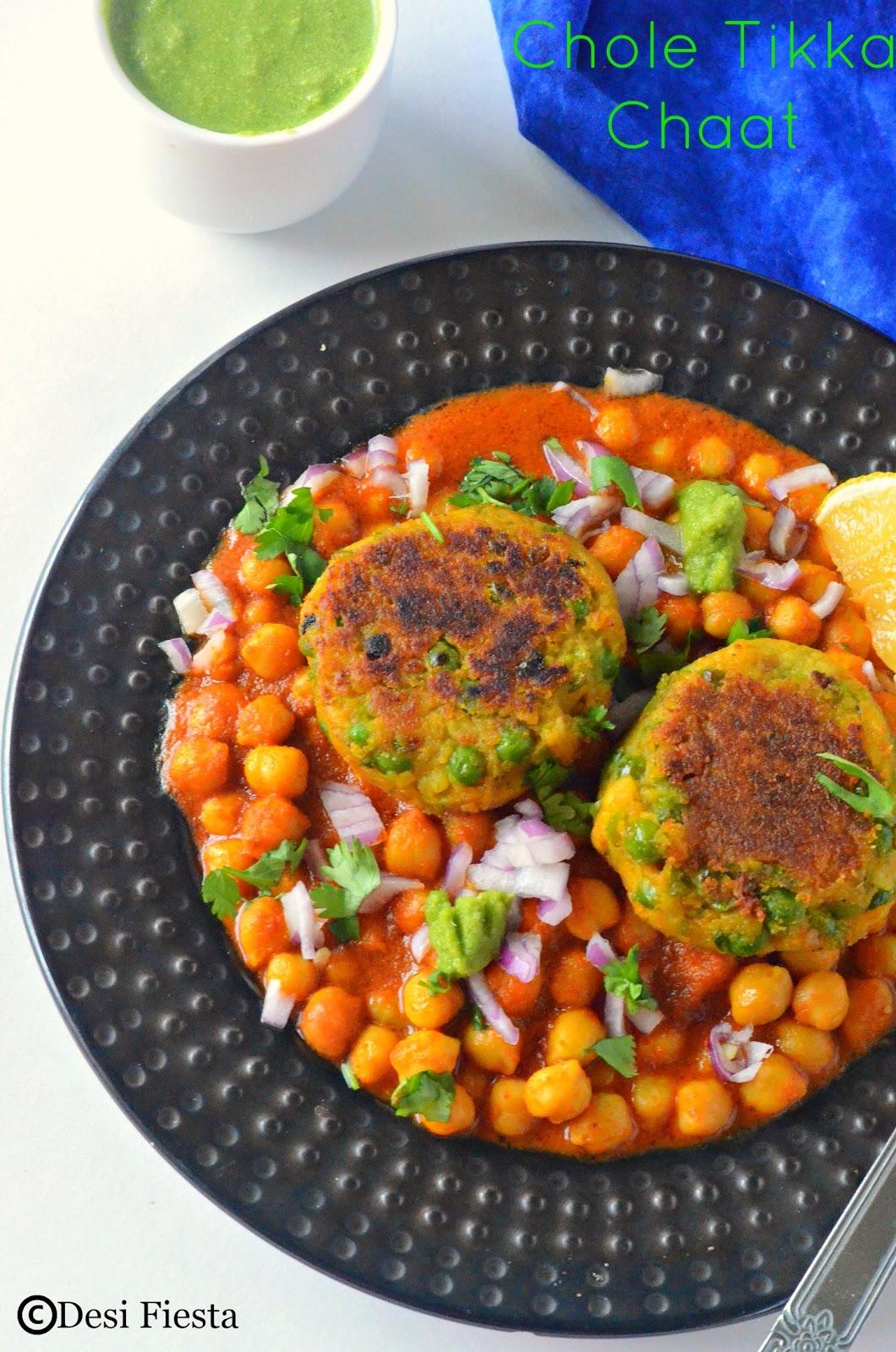 North Indian Chaat Recipes