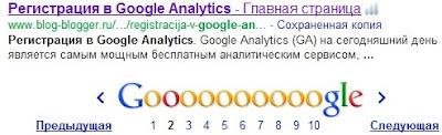 Title,сформированный Google