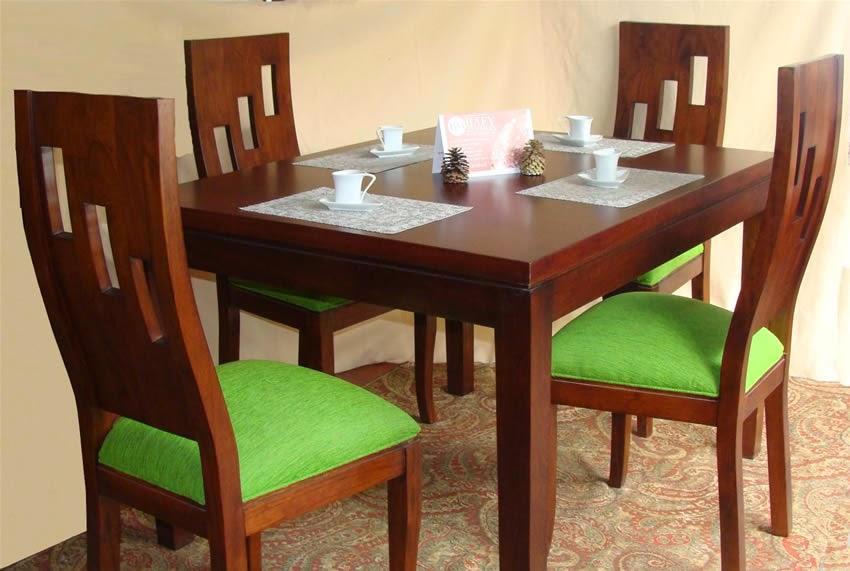 Muebles para el hogar: comedores deko