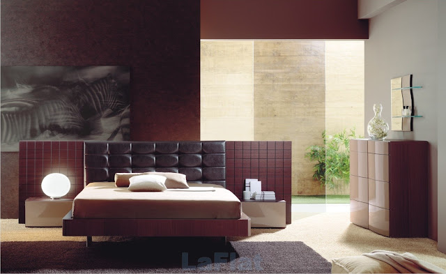 contemporary interior with dark brown color schemes for 2013 design orientation