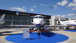 Airex Istanbul Gulfstream