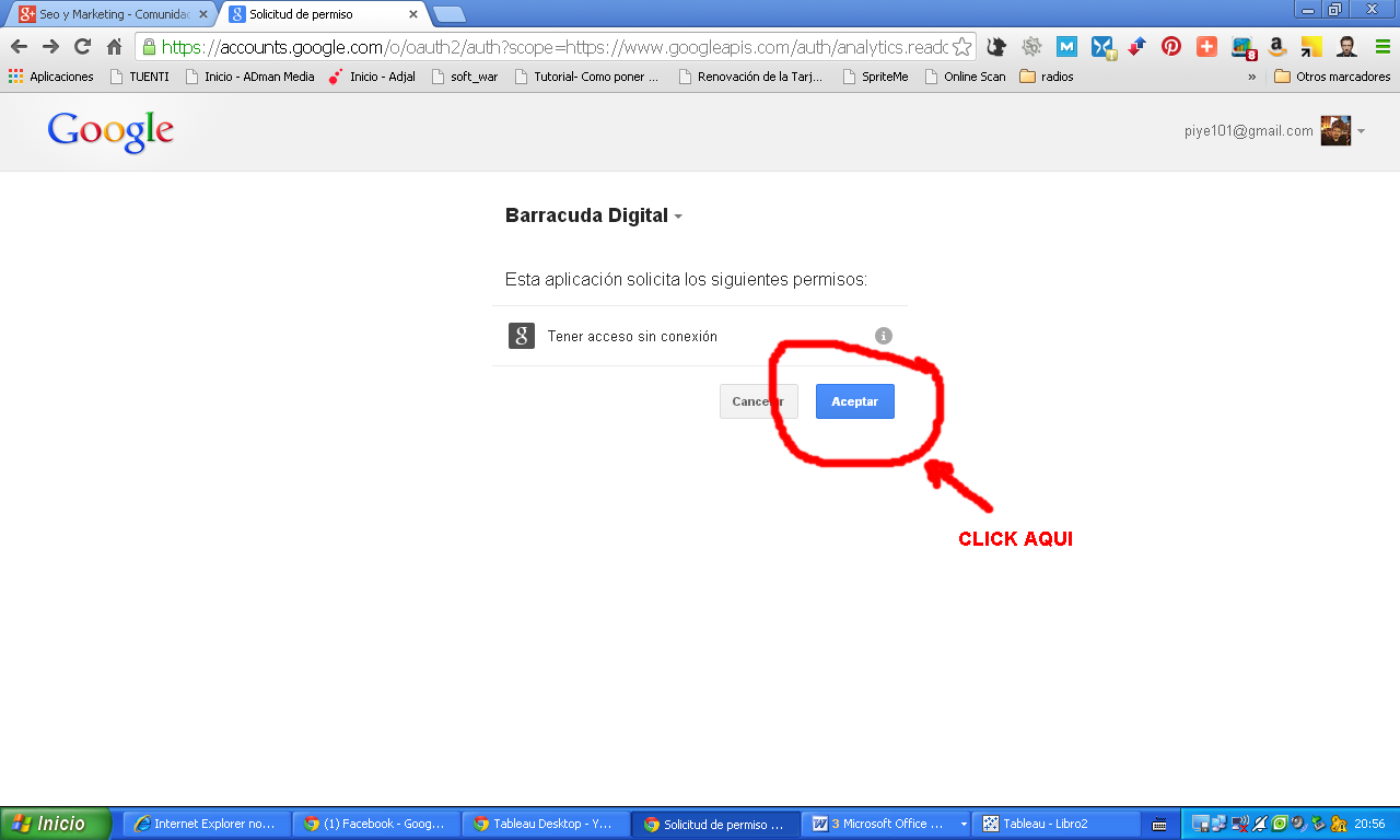 Como saber si mi web ha sido penalizada por Google