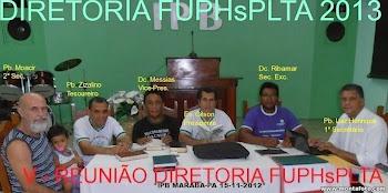 """""""DIRETORIA 2013"""""""