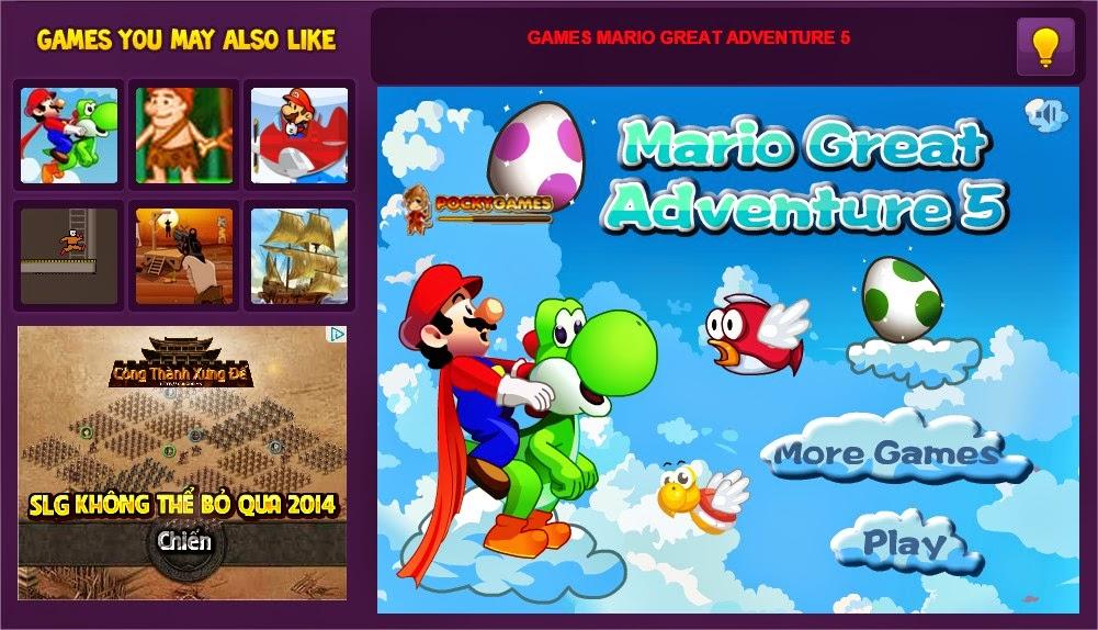 Friv4school games mario great adventure 5 friv games for Friv 4school