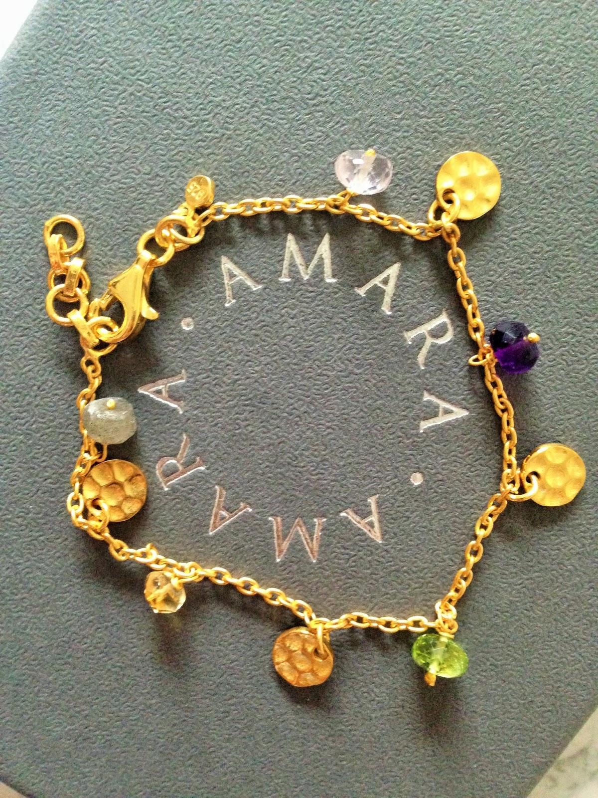 Amara Amara Rose Quartz Bracelet Jewellery Review