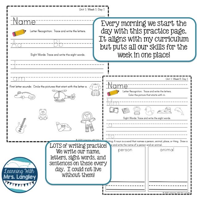 https://www.teacherspayteachers.com/Product/Kindergarten-Morning-Word-Work-BUNDLE-1617219