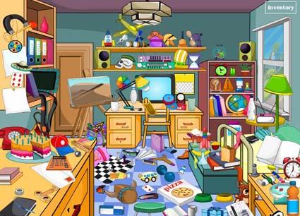 Messy room escape 2 1001 juegos for Minimalist house escape 2