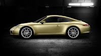 2012 Porsche 911 (991 not 998) External Color Special Lime Gold Metallic