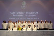 Reunión Informal de Cancilleres del G20