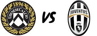 Udinese Vs Juventus - Jornada 1 de la Liga Italiana