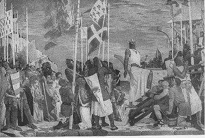 Fakta Unik Tentang Terungkapnya Dibalik Perang Salib (Crusader)
