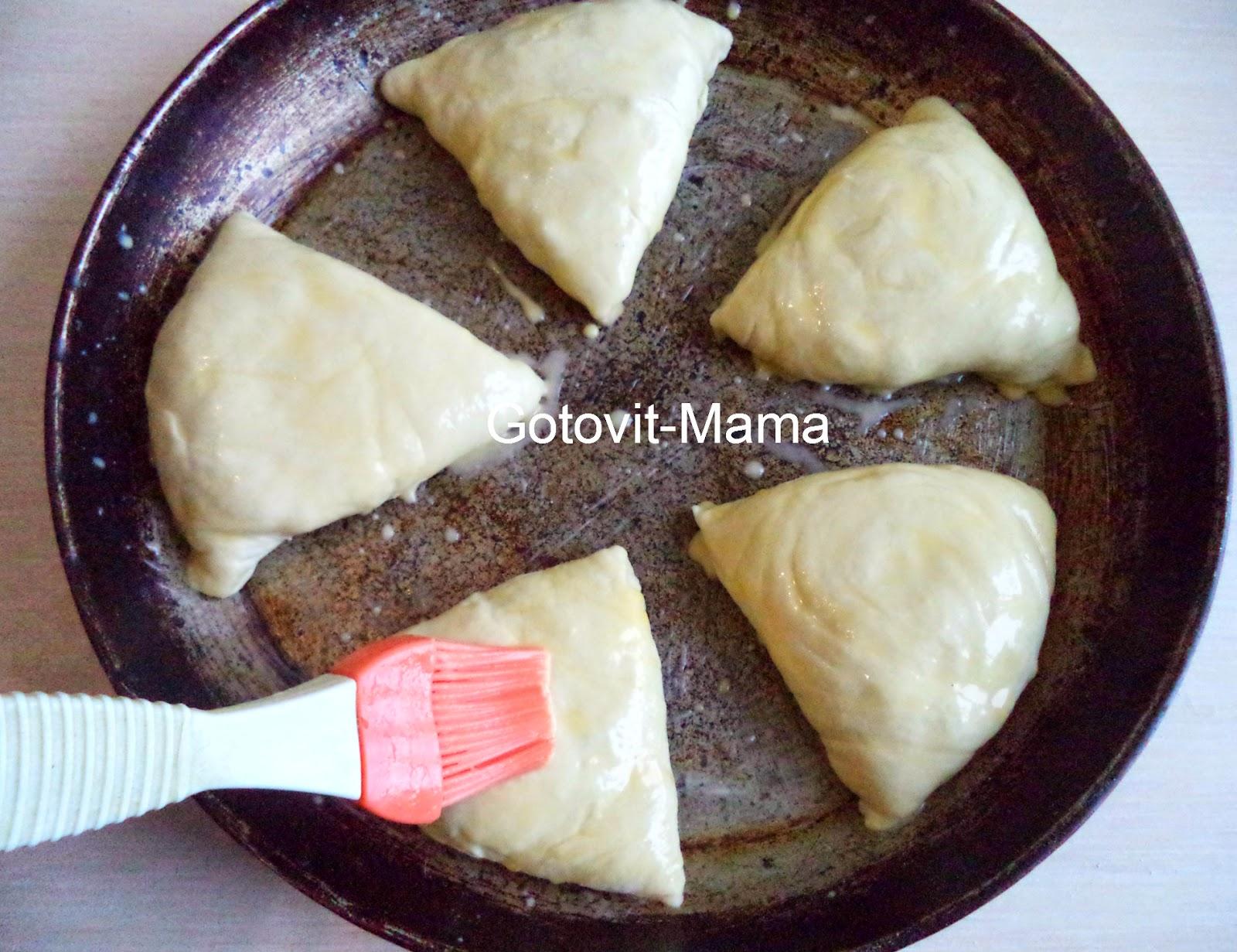 Самса на сковороде рецепт пошагово