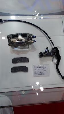 ニッシン ブレーキキャリパー TMS2015