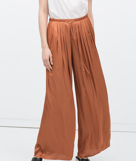 Pantalón Baggie Zara