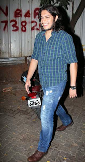 Famous Celebs at Azad Rao Khan Birthday Bash Event
