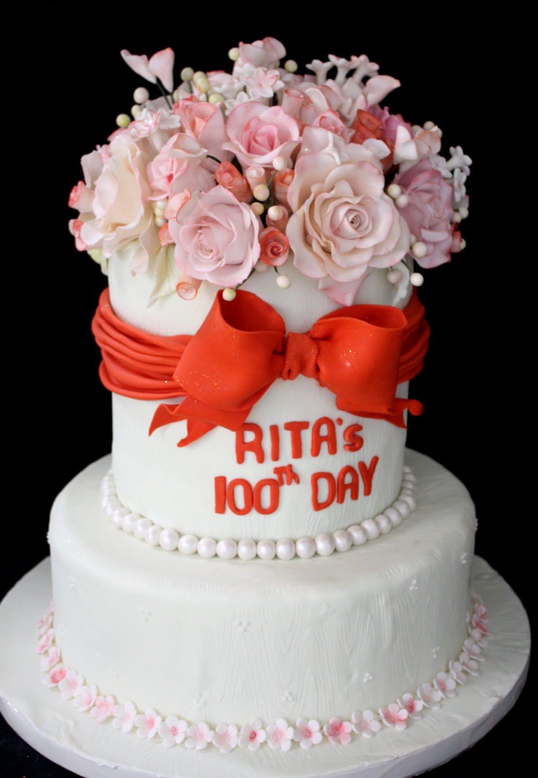 100 birthday cakes