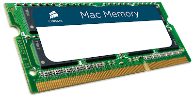 Corsair 8GB 16GB DDR3 Memory for Apple Mac Computers screenshot 2