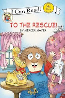bookcover of To The Rescue! by Mercer Mayer