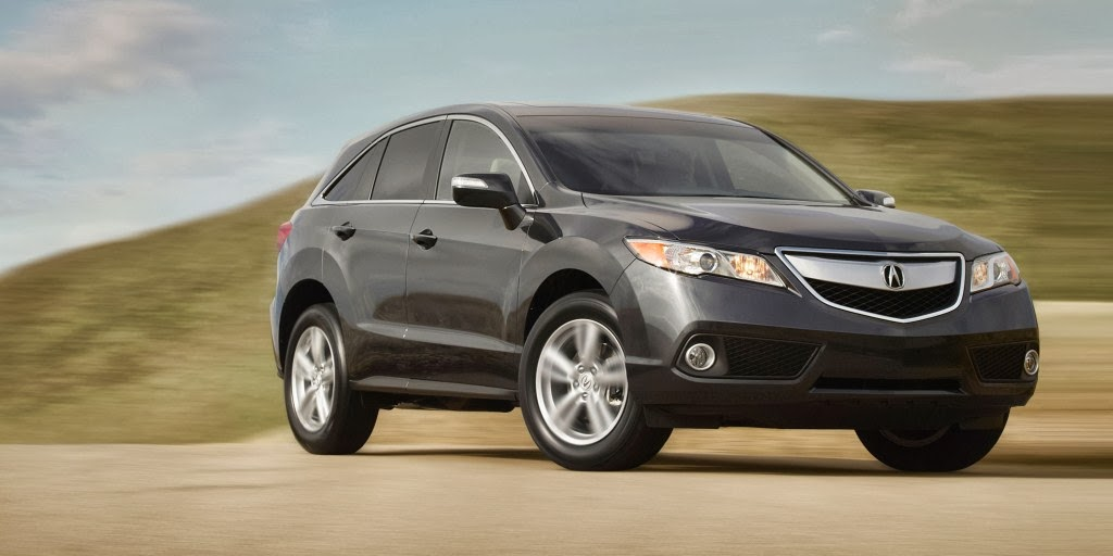 2014 Acura RDX Car Prices, Engine Capacity