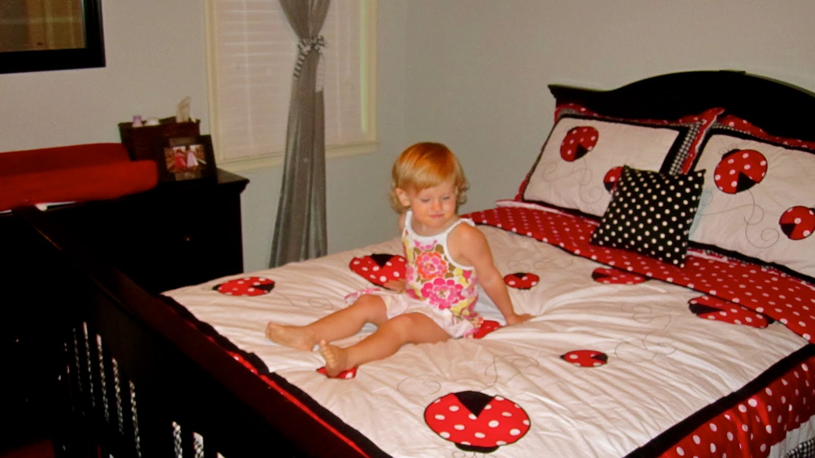 nick nacks normans a new bed for miss hadley. Black Bedroom Furniture Sets. Home Design Ideas