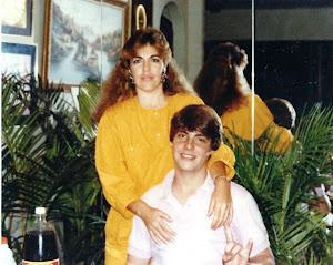 Loly con su Hijo Isidro José.