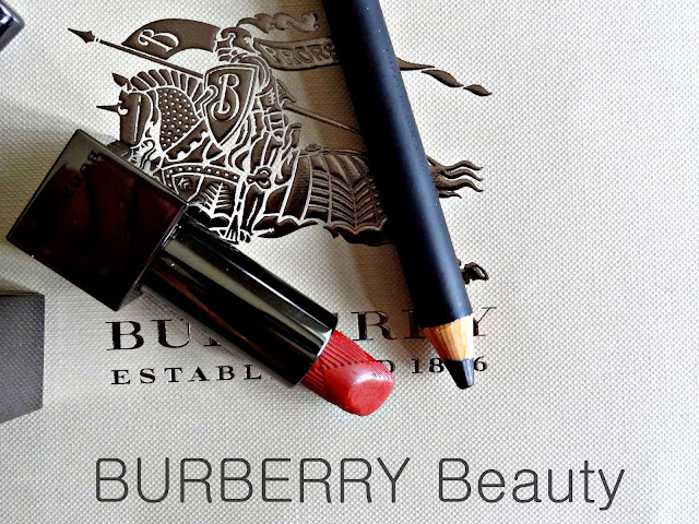 Burberry Beauty Autumn Winter 2013 Trench Kisses Collection