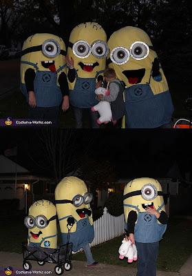 minions disfraces halloween