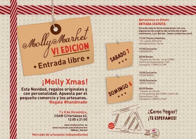 molly market navidad madrid