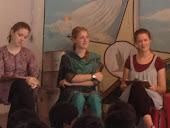 Fiona, Emily and Carolin