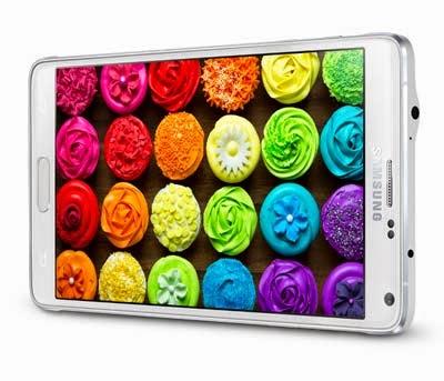 Galaxy Note 4 Gadget Terbaru Dari Samsung