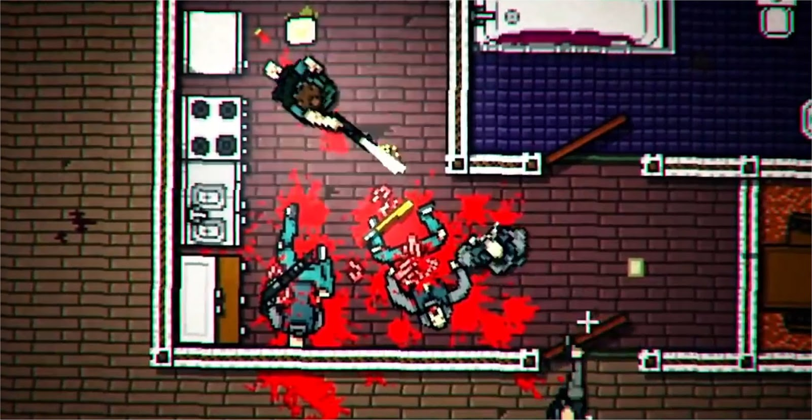 Hotline Miami 2 Blood