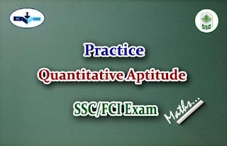 Practice Aptitude Questions (Arithmetic