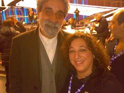 M Cristina Noris e Beppe Vessicchio