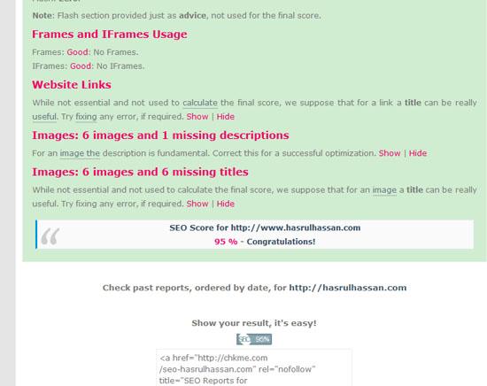 Blog perlu diuji untuk cekap dan mesra SEO