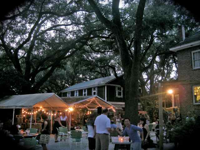 charleston rehearsal dinner