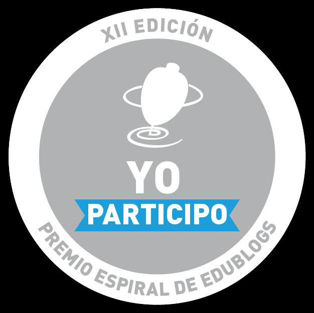 Premio Espiral de Edublogs 2018