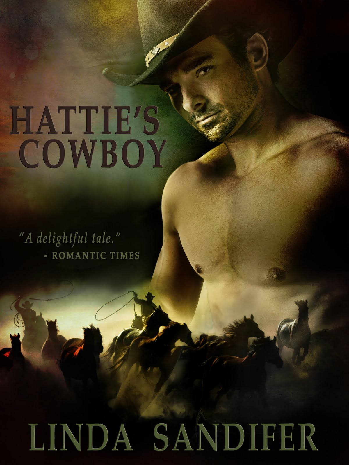 HATTIE'S COWBOY