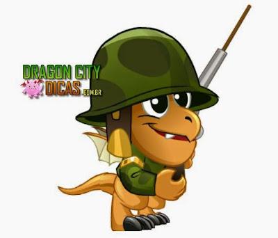 Dragão Soldado
