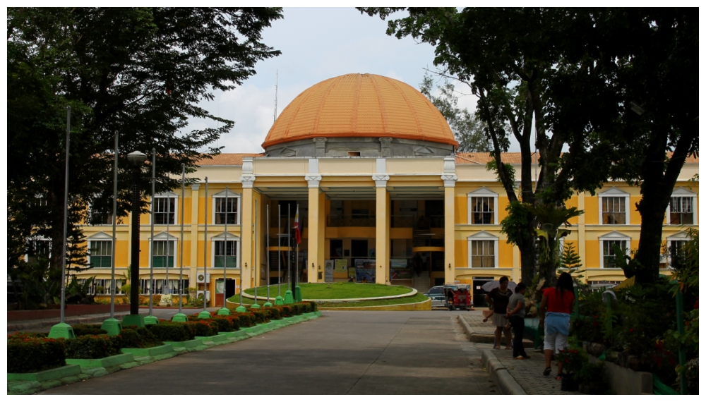 Kidapawan City Philippines  city photos gallery : Kidapawan City Hall and Town Proper