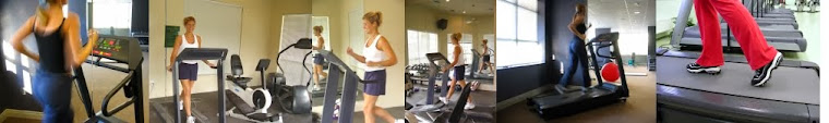 Treadmills, Exercise, Health And Fitness