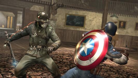 captain america super soldier 1 Capitão América Super Soldier [PC] Contertido do Wii