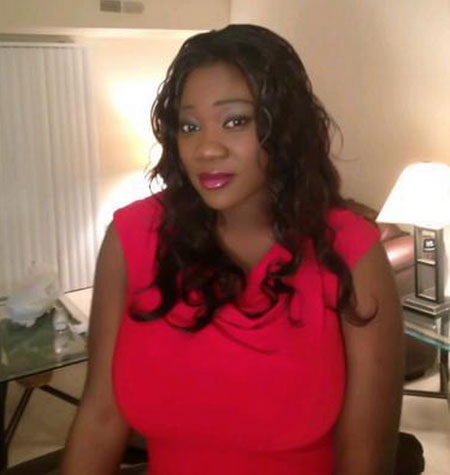 mercy johnson weight gain