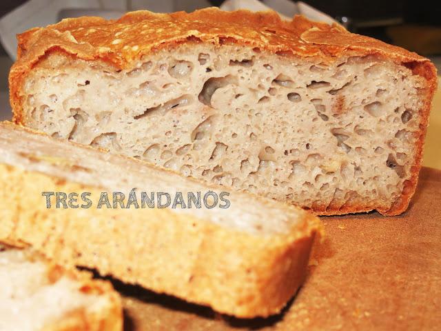 receta pan casero trigo sarraceno