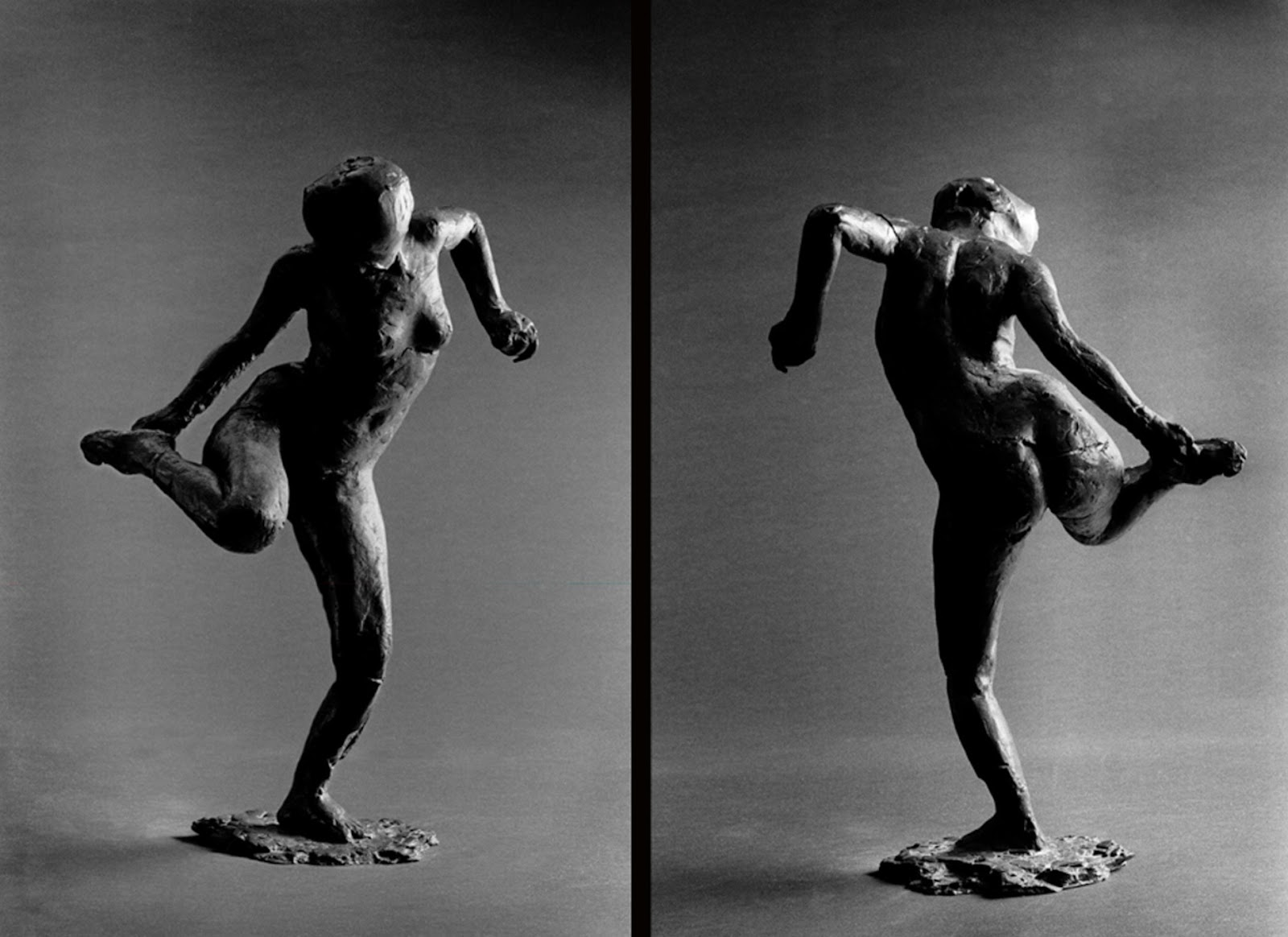 Edgar  Degas  Dancer C