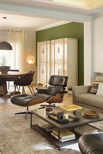 chaise longue Eames