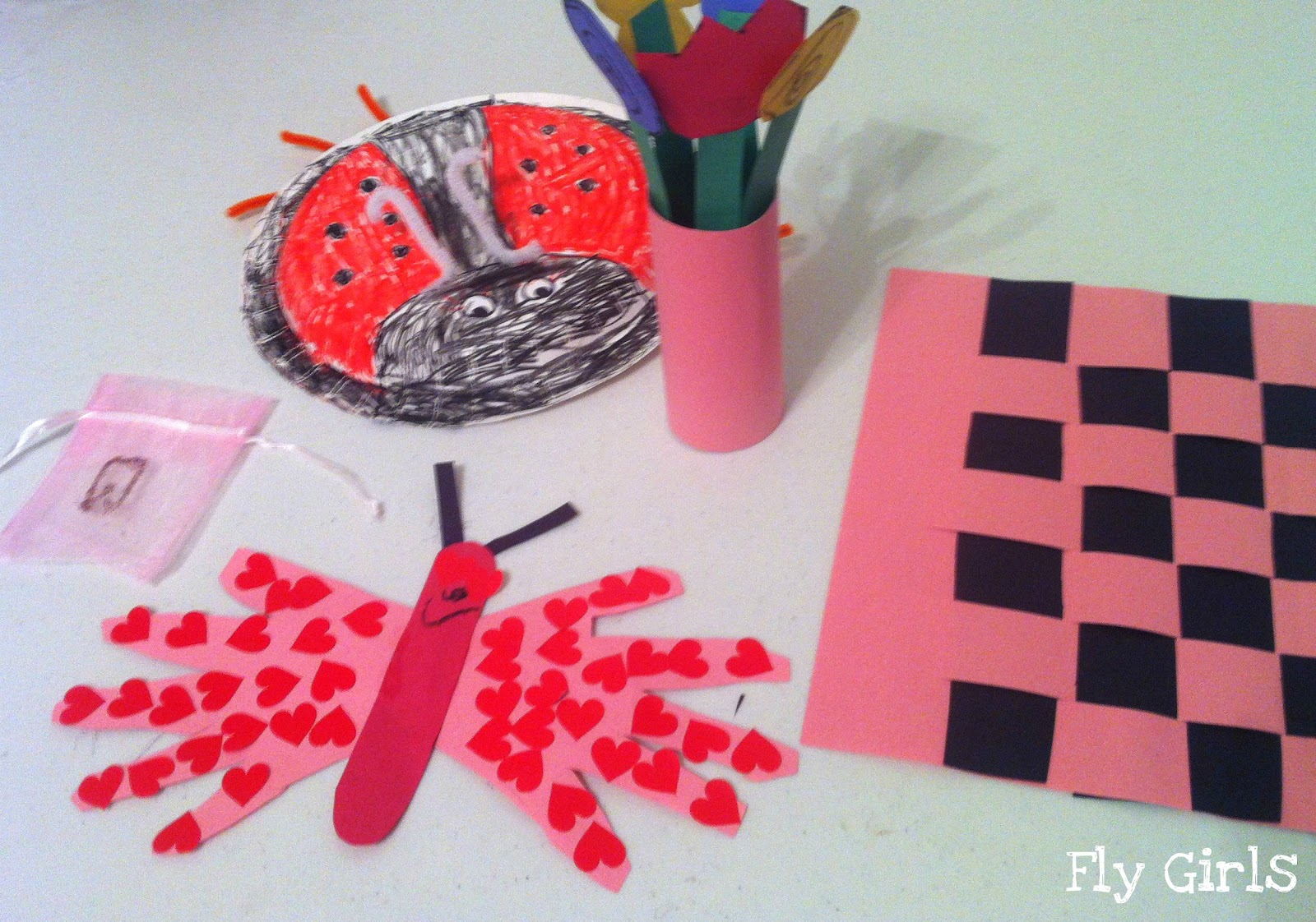 Fun Easy Spring Crafts for Kids