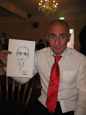 Ingrid Sylvestre live caricatures at weddings parties proms corporate events North Yorkshire Teesside County Durham Newcastle Sunderland Darlington Northumberland North East UK